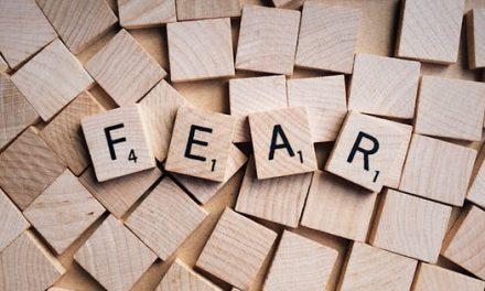 Fear . . . My master